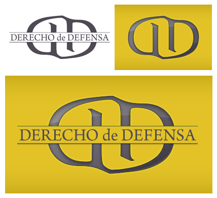 Graphic Design Portfolio: Derecho de Defensa