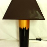 A Quick and Easy DIY Table Lamp