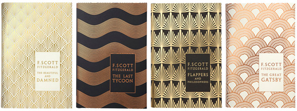 Art Deco Accessories: Coralie Bickford-Smith F Scott Fitzgerald