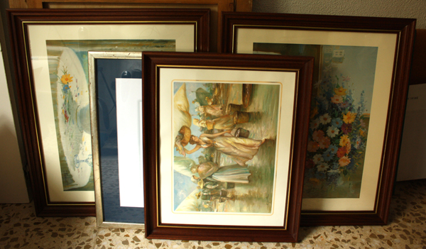 Restore an old frame: Frame collection